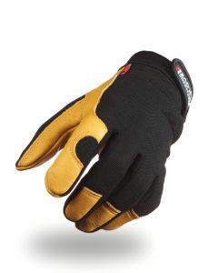 rękawica lewituyjąca w technice typu duch z delikatnym cieniem pod produktem